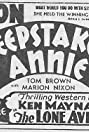 Sweepstake Annie (1935) Poster