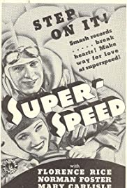 Super-Speed Poster