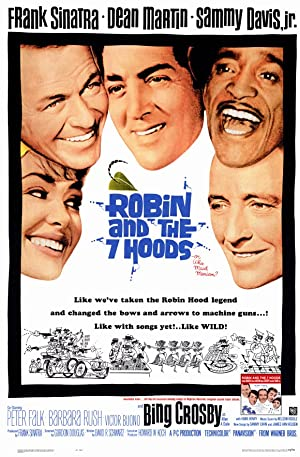 Where to stream Robin and the 7 Hoods