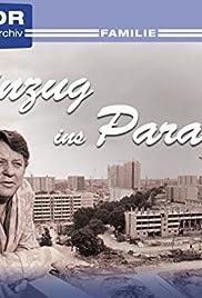 Einzug ins Paradies Poster