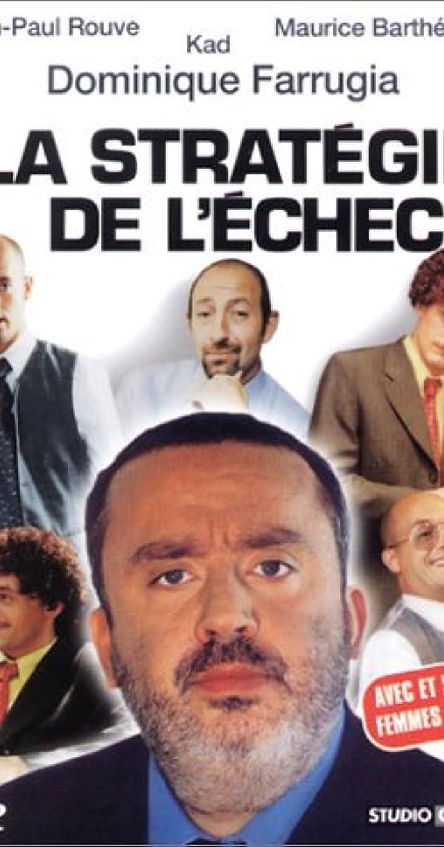 Imdb De Stratégie L'échecvideo As Paul Rouve La 2001Jean Luc1 1JFlKc