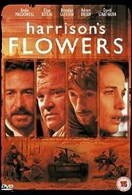 Elias Koteas, Andie MacDowell, Adrien Brody, and Brendan Gleeson in Harrison's Flowers (2000)
