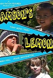 Samson's Lemons Poster