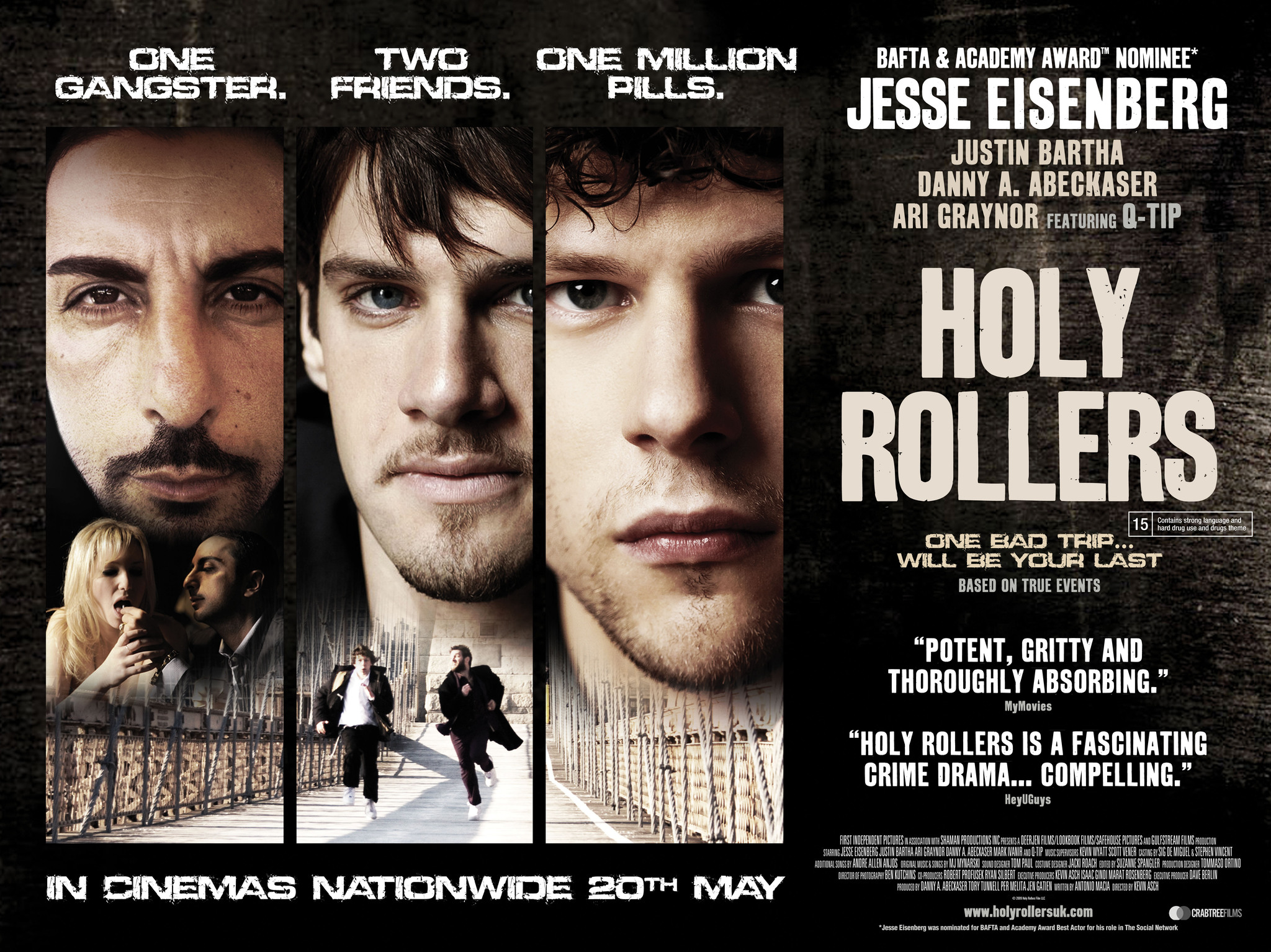 Holy rollers torrent