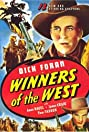 Winners of the West (1940) Poster