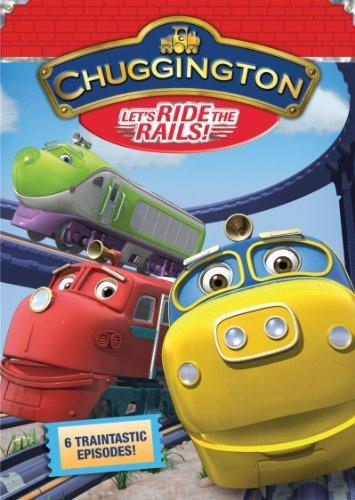 Linksmieji traukinukai (2 sezonas) / Chuggington online