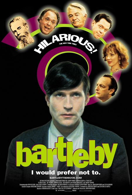 Crispin Glover in Bartleby (2001)