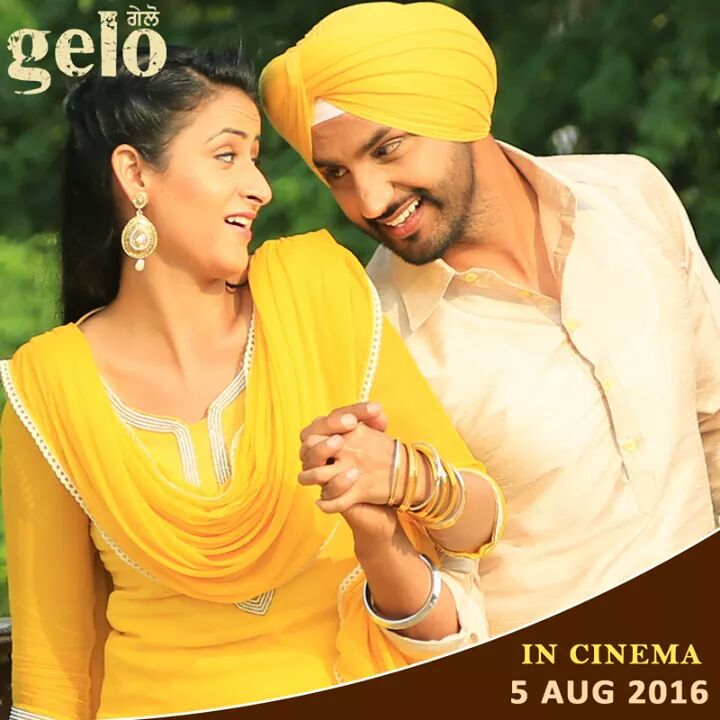 Gelo 2016 Punjabi 720p HDRip 800MB ESubs Download