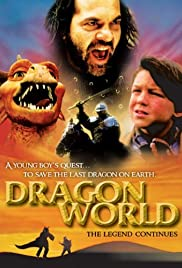Dragonworld: The Legend Continues (1999) Poster - Movie Forum, Cast, Reviews