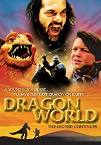 Dragonworld: The Legend Continues USA