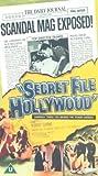 Secret File: Hollywood (1962) Poster