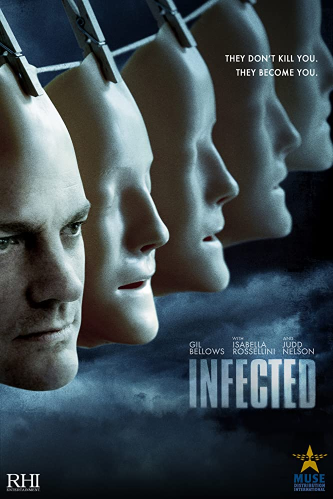 Infected (2008) Hindi Dubbed