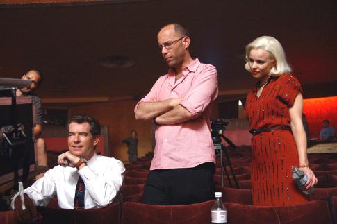 Pierce Brosnan, Ira Sachs, and Rachel McAdams in Married Life (2007)