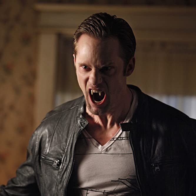 Alexander Skarsgård in True Blood (2008)