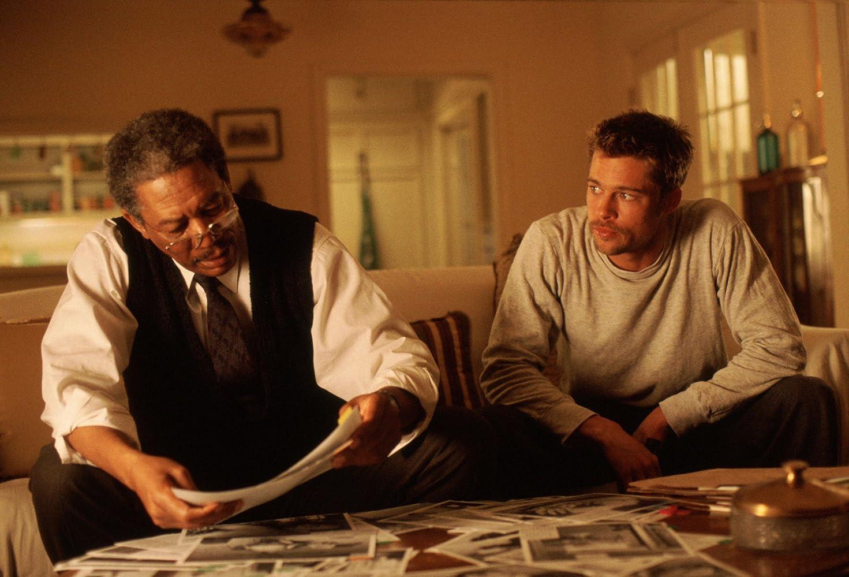 películas de 1995: Seven, dirigida por David Fincher
