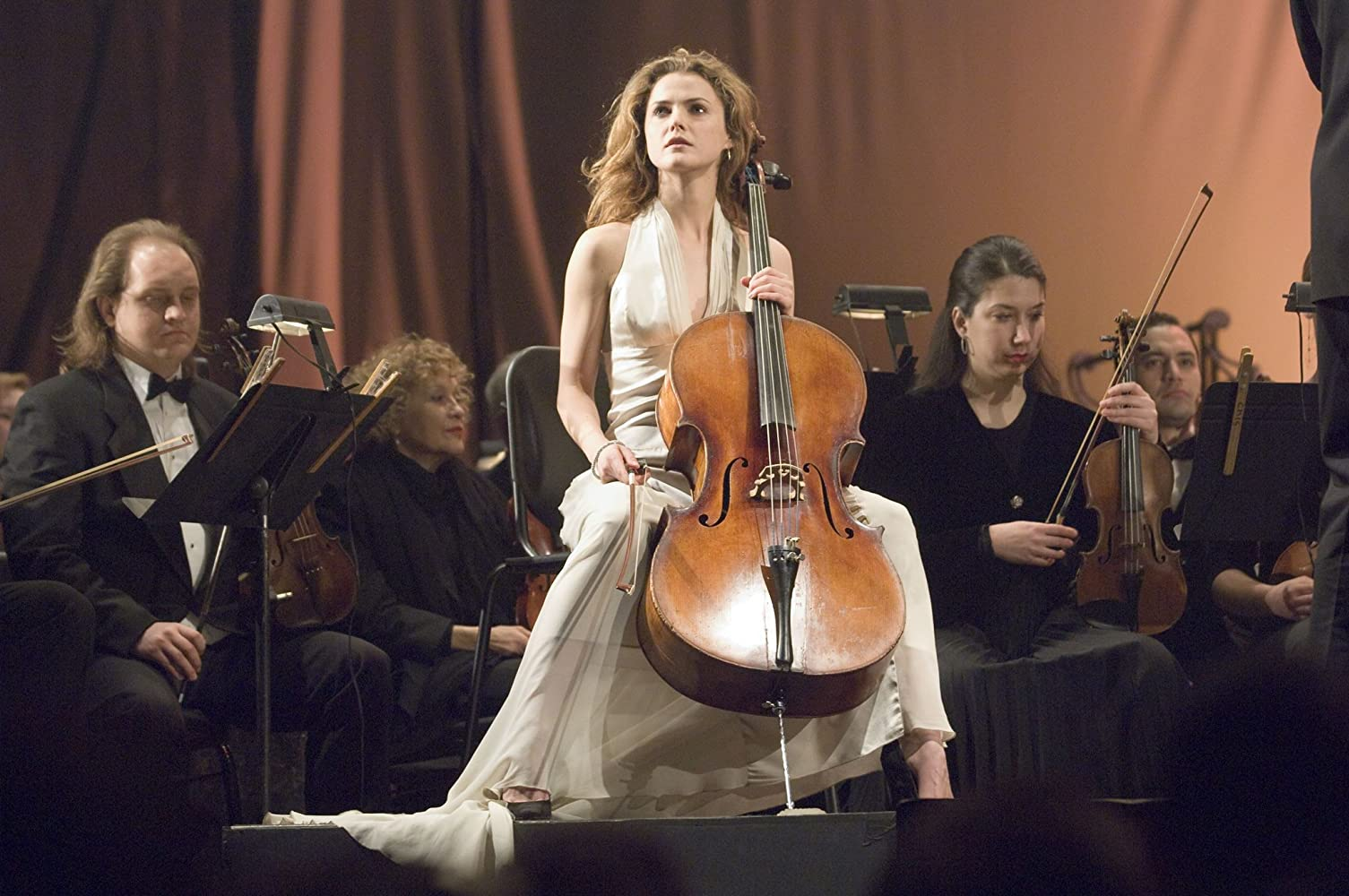 Keri Russell in August Rush 2007