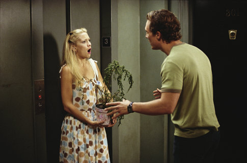 Matthew McConaughey and Kate Hudson in How to Lose a Guy in 10 Days (2003)