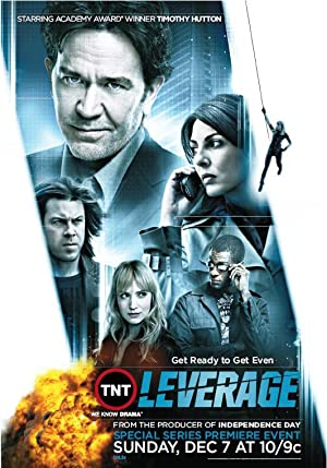 poster for Leverage