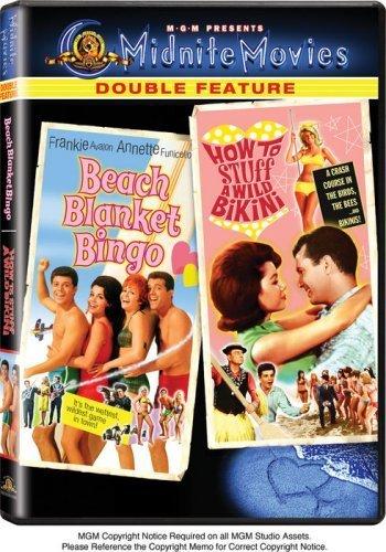18+ Beach Blanket Bingo (1965) 720p Bluray