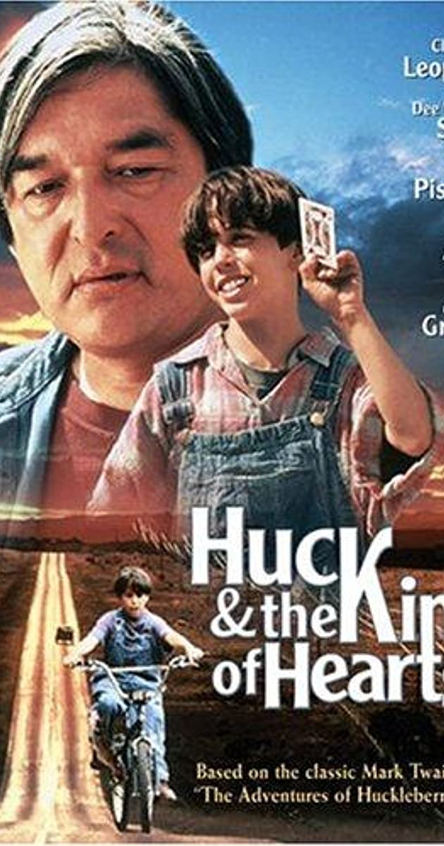 Subtitle of Huck and the King of Hearts