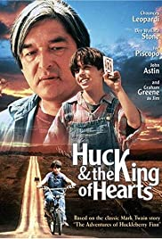 Huck and the King of Hearts Poster