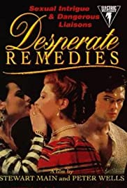Desperate Remedies Poster