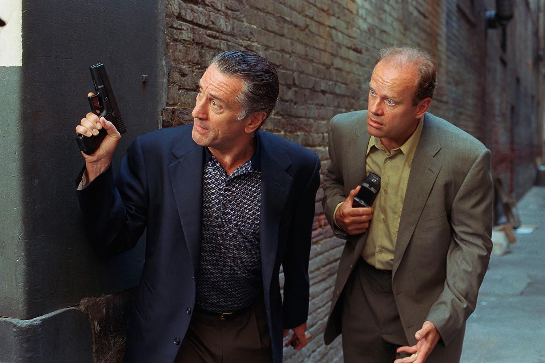 Robert De Niro dalam film 15 Minutes.