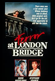 Terror at London Bridge Poster