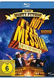Not the Messiah: He's a Very Naughty Boy Poster