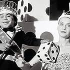 Marie-Pascale Elfman and Hervé Villechaize in Forbidden Zone (1980)