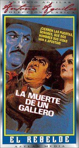 La muerte de un gallero (1977)