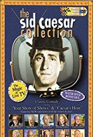 The Sid Caesar Collection: The Magic of Live TV Poster