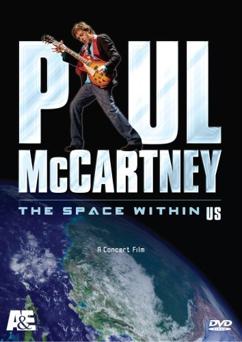 Paul McCartney The Space Within Us 2006