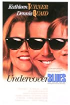 Undercover Blues (1993) Poster