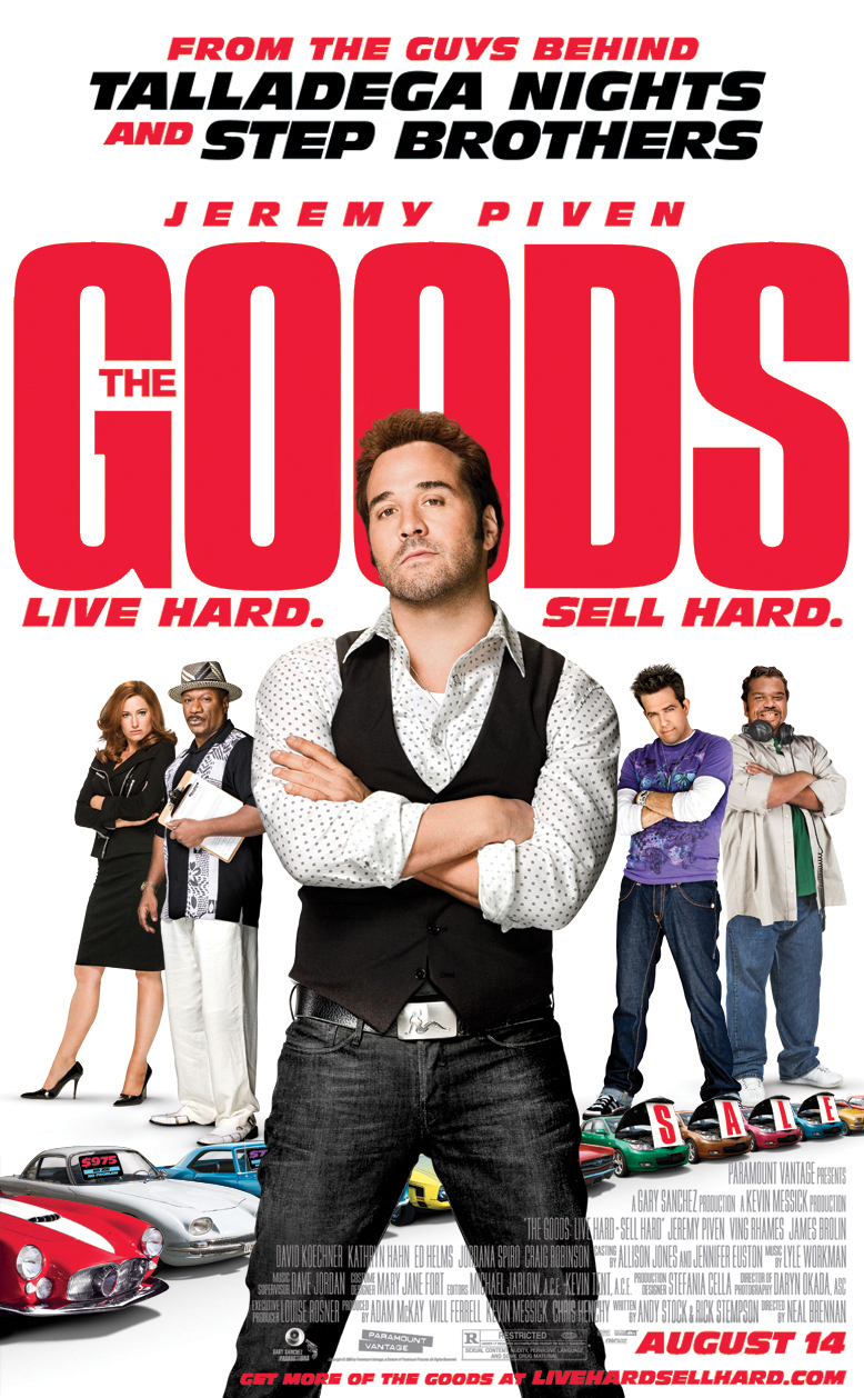 The Goods Live Hard Sell Hard 2009 Imdb