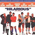 Ralph Brown, Adrian Hood, Samantha Womack, Neil Morrissey, Gary Olsen, and Richard Ridings in Up 'n' Under (1998)