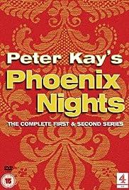 Phoenix Nights Poster - TV Show Forum, Cast, Reviews