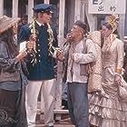 Charlton Heston, Geraldine Chaplin, Tina Chen, and Mako in The Hawaiians (1970)