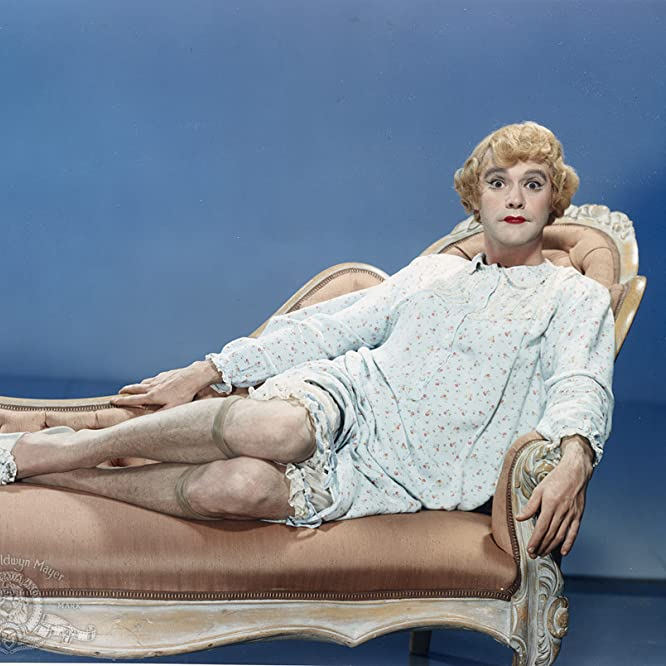 Jack Lemmon in Some Like It Hot (1959)