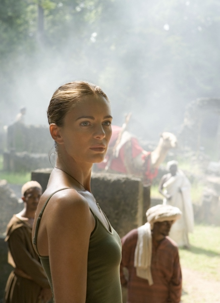 Gabrielle Anwar in The Librarian: Return to King Solomon's Mines (2006)