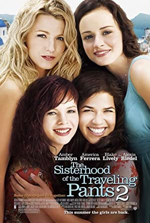 Permalink to Movie The Sisterhood of the Traveling Pants 2 (2008)