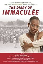 The Diary of Immaculee Poster