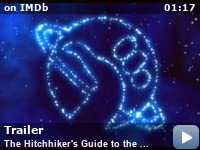 hitchhikers guide to the galaxy movie quotes