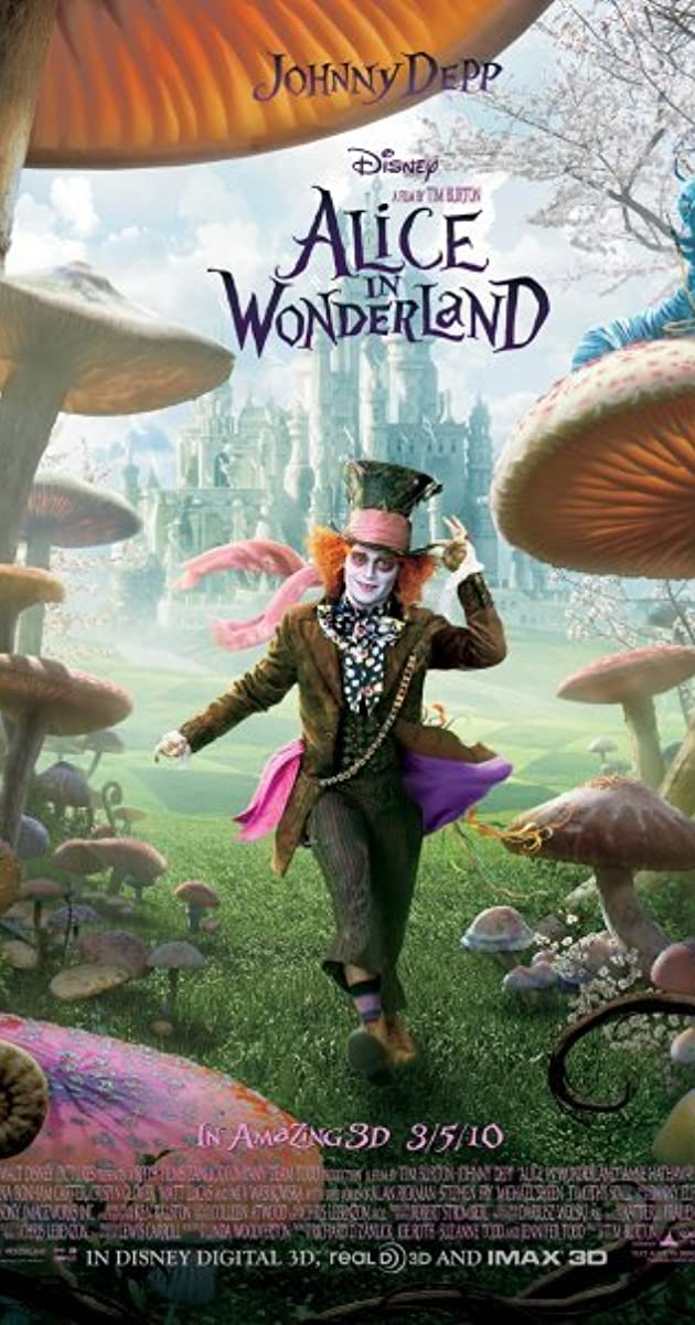 Alice in Wonderland (2010) - Full Cast & Crew - IMDb