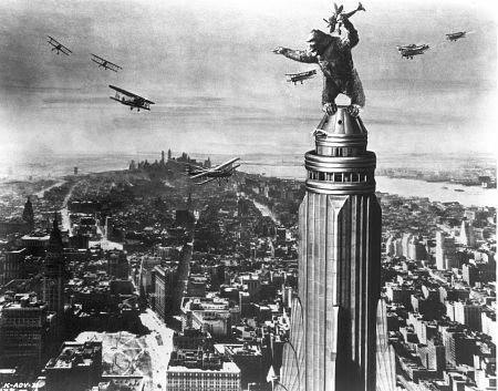 """King Kong"" 1933 RKO"