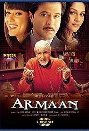 Armaan Poster