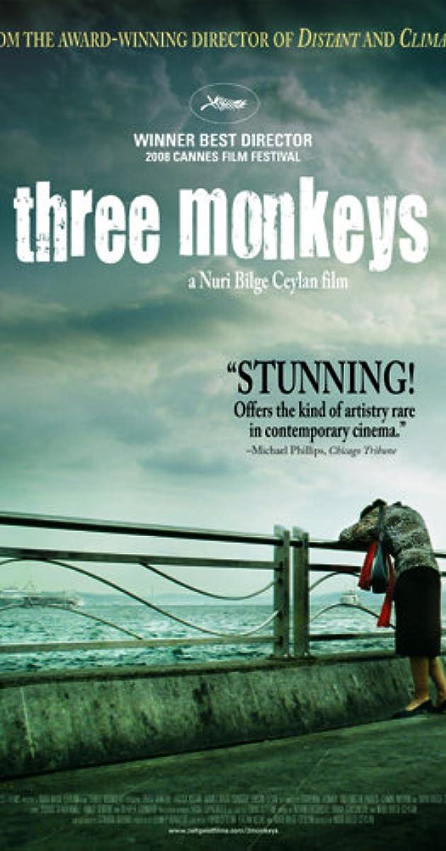 Subtitle of Three Monkeys