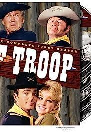 F Troop Poster - TV Show Forum, Cast, Reviews