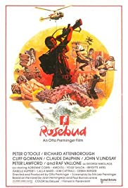 Rosebud (1975) Poster - Movie Forum, Cast, Reviews