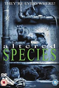 Primary photo for Altered Species